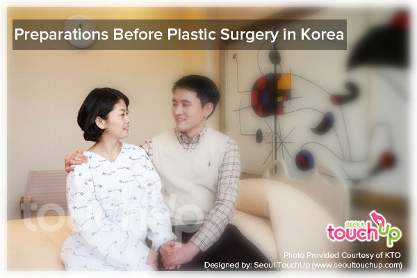plastic surgery preparations