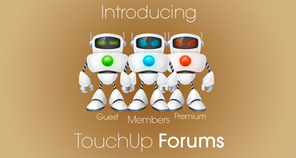 TouchUp Community