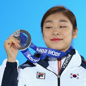 surgery in Korea none for Yuna Kim