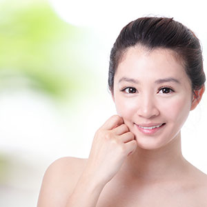 korean plastic surgery on eye bag