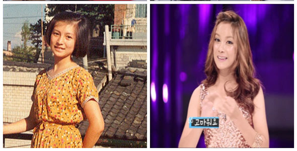 Thai Woman is Splitting Image of Hwang Shin-hye