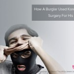 How A Burglar Used Korean Plastic Surgery For His Misdoings